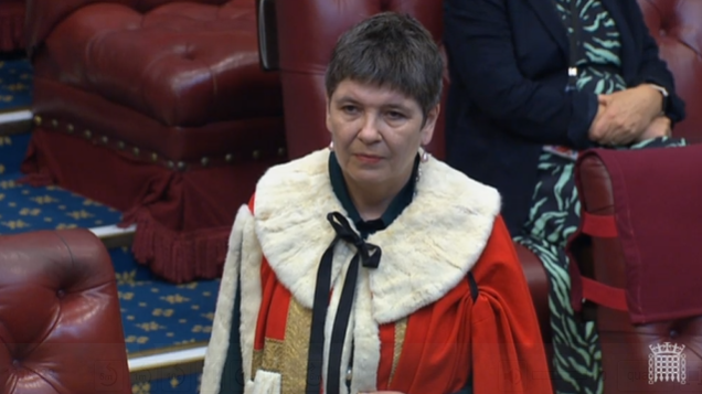 Brexiteer and IRA apologist Claire Fox joins House of Lords | The New  European