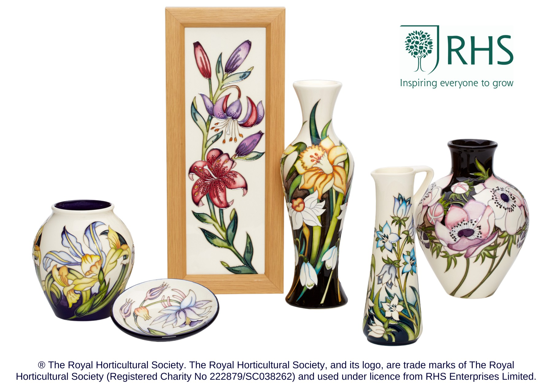 Marks guides moorcroft Pottery and
