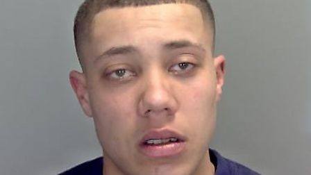 Alex Baldry, 20 year old man from Beaconsfield Road in Lowestoft. Photo: Suffolk Police