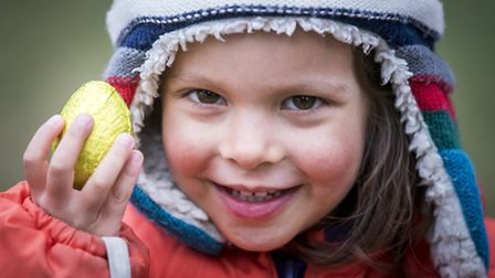 Cadbury Easter Egg Hunts are coming to National Trust properties in Norfolk. Photo of Lilano Tasker