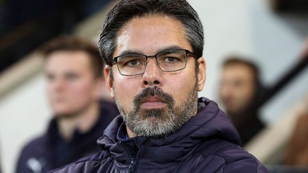 Huddersfield Town head coach David Wagner has guided the Terriers' into promotion contention. Pictu