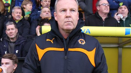 Stuart Webber helped Kenny Jacket win the League One title at Wolves. Picture: PAUL CHESTERTON/FOCUS