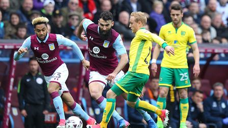 Alex Pritchard wants to get back to winning ways at Huddersfield. Picture: Paul Chesterton/Focus Ima