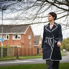 Chloe Smith MP returns to work after maternity leave.Picture: ANTONY KELLY