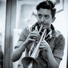 Freddie Gavita, a jazz trumpeter from Thorpe St Andrew who with his band The Freddie Gavita Quartet
