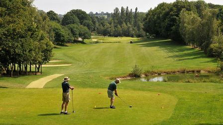 The event is being held at Bawburgh Golf Club on Marlingford Road, Norwich on Friday, June 9. Pictur