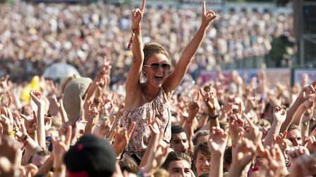 V Festival will take place at Hylands Park, Chelmsford in August. Photo: Steve George