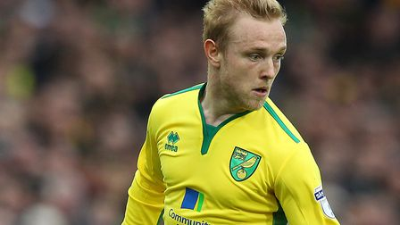 Alex Pritchard could be a key figure on the run-in for Norwich City. Picture: Paul Chesterton/Focus