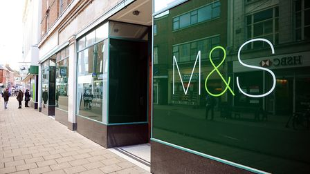 The former Marks and Spencer store in Great Yarmouth town centre which is currently empty. Pictur