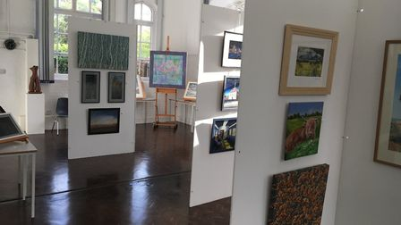 The new Grimston Arts Exhibition showcases the work of artists and photographers living within a 50