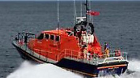 RNLI Cromer's all-weather lifeboat 'Lester': Picture: RNLI