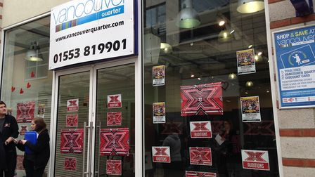 Auditions for The X Factor 2017 in King's Lynn. Picture: Archant