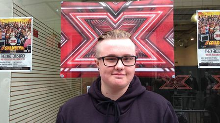 Megan Waller celebrated her 18th birthday by audtioning for the X Factor 2017. Picture: Archant.