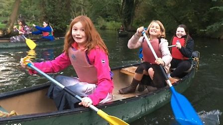 Girlguiding has not seen any impact on their numbers despite the growing number of girls joining Sco