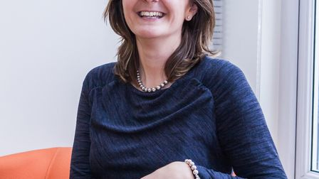 Lynsey Sweales, chief executive of Social B. Picture: Social B.