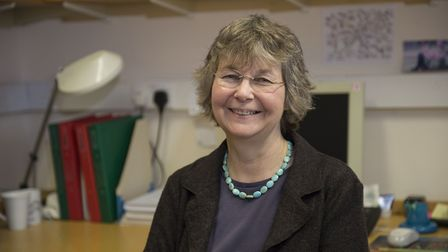 Alison Smith, a scientist at the John Innes Centre, who is leading the Molecules for nature research
