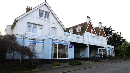 The Beaumaris Hotel in Sheringham is set for demolition. Picture: MARK BULLIMORE