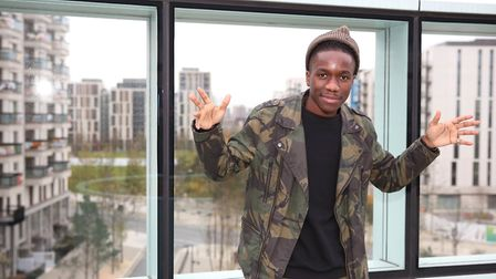 Tinchy Stryder is coming to Thetford. Picture Matt Alexander/PA