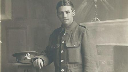 Stanley Curson was appointed to the Norfolk Regiment in January 25, 1916 and died in Palestine on Ap