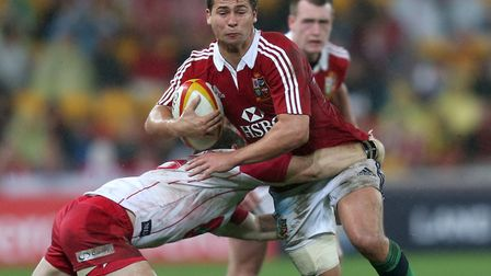Ben Youngs is set to wear a British & Irish Lions jersey again this summer. Picture: David Davies/PA