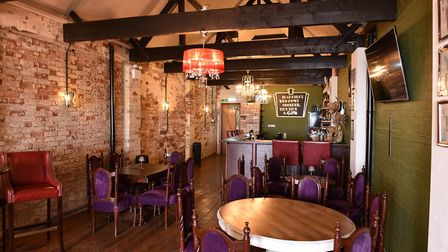 The Ropeworks on Battery Green Road, Lowestoft. The Gin Landing. Picture: James Bass Photography