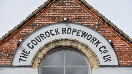 The Ropeworks on Battery Green Road, Lowestoft. Picture: James Bass Photography