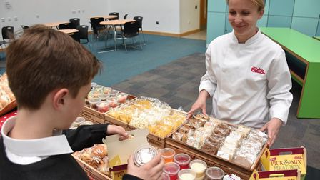 The Pick and Mix school meals service from Vertas.