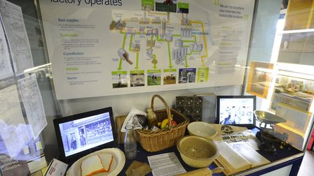 The Museum of the Broads with it's new exhibition looking at Broadland's High Street Through Time.
