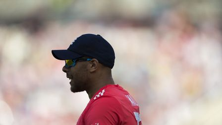 Norwich City fan - and Royal Challengers Bangalore paceman - Tymal Mills. Picture: PA