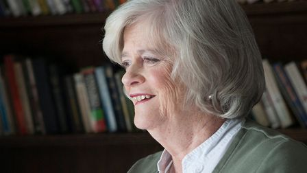 Ann Widdecombe, who will star in panto at the Marina Theatre in Lowestoft. Picture: Poppy Berry
