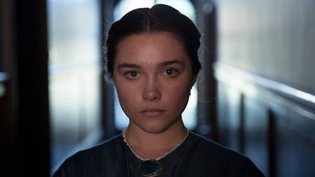 Rising star Florence Pugh as Katherine in William Oldroyd's debut Lady MacBeth. Picture: Altitude