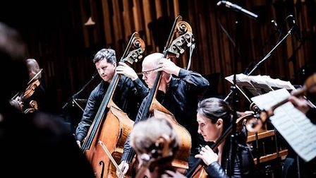 The Britten Sinfonia. Photo: Norfolk and Norwich Festival