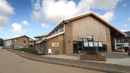St Michael's Care Complex in Aylsham. The ACT Centre. PHOTO: ANTONY KELLY