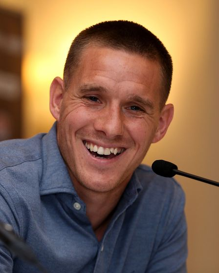 Liam Walsh faces Gervonta Davis on May 20. Picture: PA