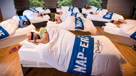 David Lloyd Clubs is launching a new health and fitness class that consists of nothing but sleeping.
