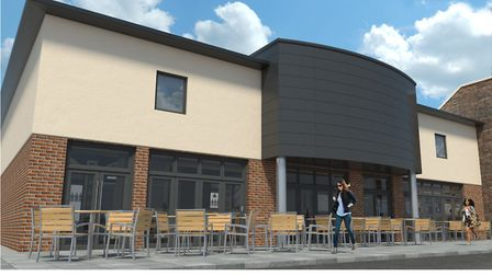 An artist's impression of the William Adams pub at Gorleston. Picture: JD Wetherspoon