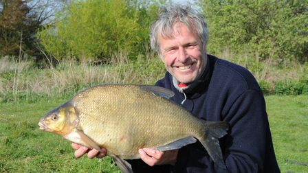 Prepare your swim properly and you could be holding a bream like this one. Picture: John Bailey