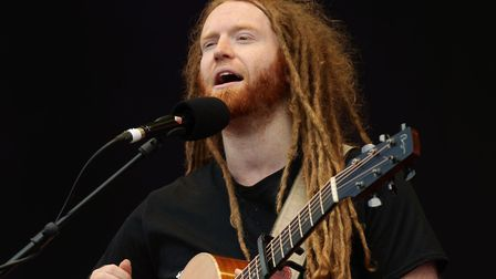 Newton Faulkner is coming to Norwich. Picture Yui Mok/PA Wire