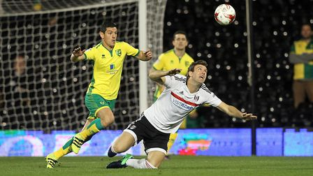 Graham Dorrans scored twice at Craven Cottage but misses out with an ankle injury. Picture: Paul Che