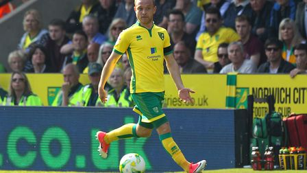 Alex Pritchard notched a brace in the 7-1 romp over Reading. Picture: Paul Chesterton/Focus Images L
