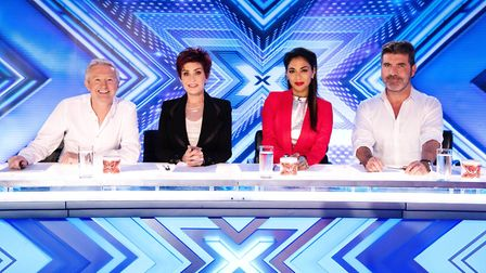 Disclaimer, the actual judges in Great Yarmouth might look a little different. Photo: ITV Picture De