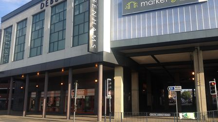 The auditions are taking place in Market Gates shopping centre where Access to Music will also be ho