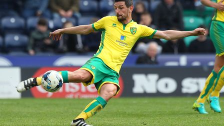 Graham Dorrans has been linked with Rangers all summer. Picture: Focus Images