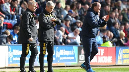 Alan Irvine was delighted with Norwich City's resilience. Picture by Paul Chesterton/Focus Images Lt