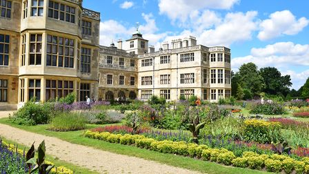 Views around Audley End House and Gardens