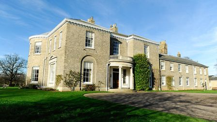 Hoveton Hall, the new home for the Tour De Broads. Pic: Archant.