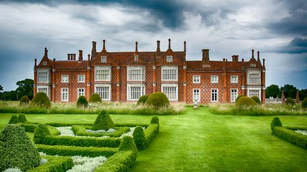 Helmingham Hall with a touch of HDR