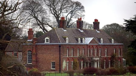 Anmer Hall on the Queen's Sandringham estate. Picture: CHRIS RADBURN/PA Wire