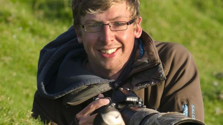 Josh Jaggard's wildlife photos will go on display. Picture: Courtesy of Jack Perks