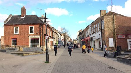 The Thetford Soapbox Challenge will be held on King Street. Picture: Rebecca Murphy
